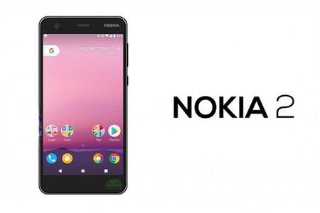 Nokia 2 se co pin 'khung' 4000 mAh - Anh 1