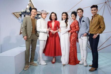 """Giang Hong Ngoc lam quy co hat bolero trong gameshow """"Cap doi hoan hao"""" - Anh 6"""