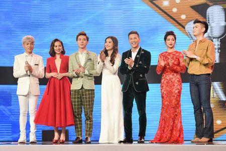 """Giang Hong Ngoc lam quy co hat bolero trong gameshow """"Cap doi hoan hao"""" - Anh 9"""