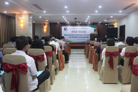 Bo TN&MT: Trien khai Nghi dinh so 91/2017/ND-CP va nghiep vu thi dua, khen thuong - Anh 2