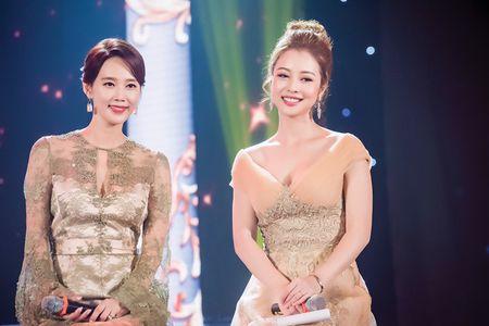 Sao Viet khoe 've dep khong tuoi' cung cuu hoa hau Han Quoc - Anh 2