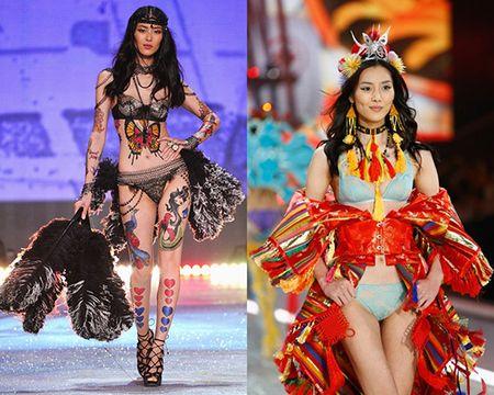 Danh tinh 6 'thien than' chau A dien show Victoria's Secret 2017 - Anh 2