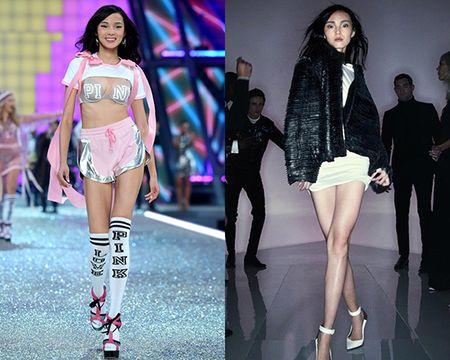 Danh tinh 6 'thien than' chau A dien show Victoria's Secret 2017 - Anh 8