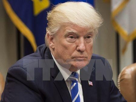 Ong Trump goi thoa thuan hat nhan voi Iran duoi thoi Obama la toi te - Anh 1