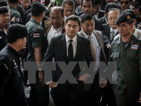 Thai Lan: Phe Ao Do doi khoi kien lai cuu Thu tuong Abhisit - Anh 1