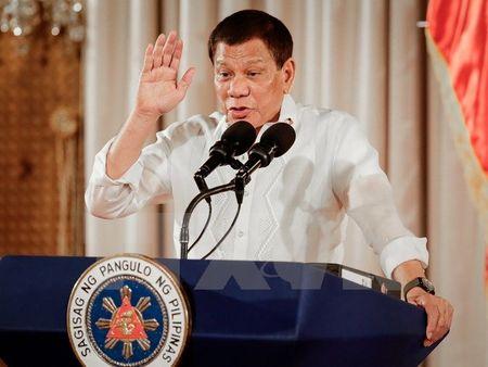 Tong thong Philippines co the tuyen bo thiet quan luat vao tuan toi - Anh 1