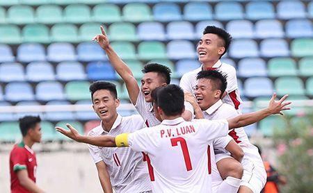 U18 Viet Nam de tho tai vong loai giai U19 chau A 2018 - Anh 1