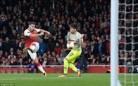 Arsenal 3-1 Cologne: Chien cong dau tien cua Sanchez - Anh 3