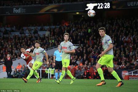 Arsenal 3-1 Cologne: Chien cong dau tien cua Sanchez - Anh 4