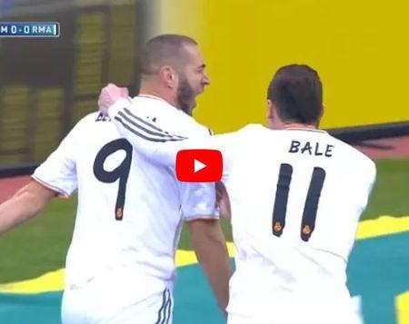 Top 10 lan 'giai nguy' cho Real Madrid cua Gareth Bale va Karim Benzema - Anh 1