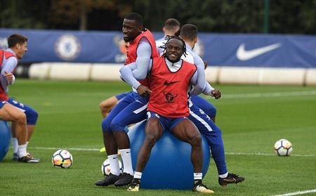 Conte cho Chelsea tap sieu di, cho ha guc Arsenal - Anh 2