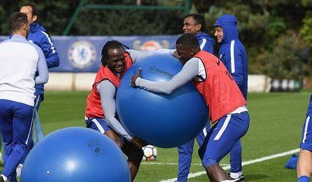 Conte cho Chelsea tap sieu di, cho ha guc Arsenal - Anh 3