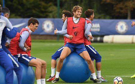 Conte cho Chelsea tap sieu di, cho ha guc Arsenal - Anh 4