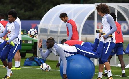 Conte cho Chelsea tap sieu di, cho ha guc Arsenal - Anh 6