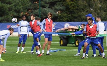Conte cho Chelsea tap sieu di, cho ha guc Arsenal - Anh 8
