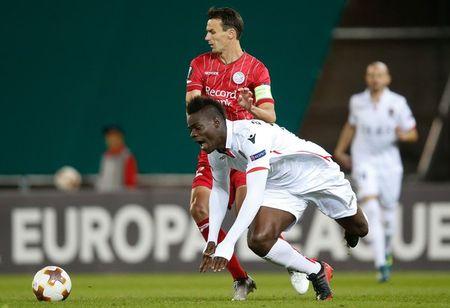 Zulte-Waregem 1-5 Nice: Balotelli ghi ban hay, kien tao gioi - Anh 3
