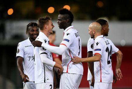 Zulte-Waregem 1-5 Nice: Balotelli ghi ban hay, kien tao gioi - Anh 5