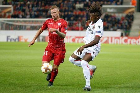 Zulte-Waregem 1-5 Nice: Balotelli ghi ban hay, kien tao gioi - Anh 7