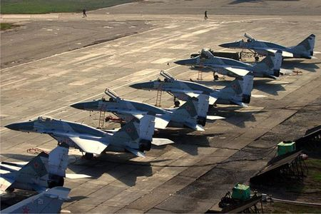 Nga lan dau trien khai MiG-29SMT den Syria thu lua - Anh 10