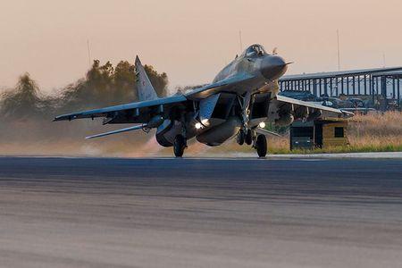 Nga lan dau trien khai MiG-29SMT den Syria thu lua - Anh 1