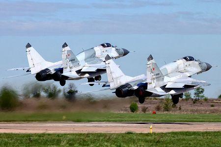 Nga lan dau trien khai MiG-29SMT den Syria thu lua - Anh 5