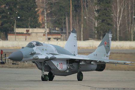 Nga lan dau trien khai MiG-29SMT den Syria thu lua - Anh 6