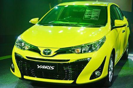 Toyota Yaris 2017 gia tu 329 trieu dong tai Thai Lan - Anh 3