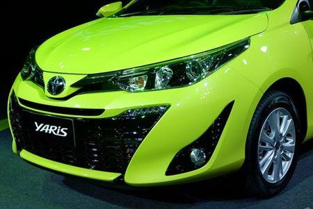 Toyota Yaris 2017 gia tu 329 trieu dong tai Thai Lan - Anh 4
