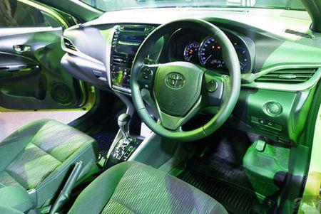 Toyota Yaris 2017 gia tu 329 trieu dong tai Thai Lan - Anh 6