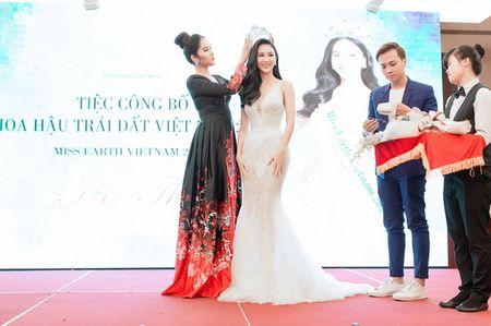 Ha Thu chinh thuc nhan trong trach tham gia dau truong nhan sac Miss Earth 2017 - Anh 10
