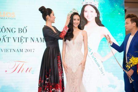 Ha Thu chinh thuc nhan trong trach tham gia dau truong nhan sac Miss Earth 2017 - Anh 11