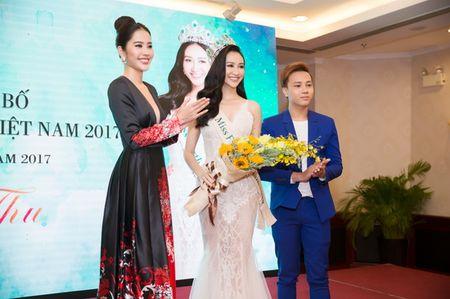 Ha Thu chinh thuc nhan trong trach tham gia dau truong nhan sac Miss Earth 2017 - Anh 12