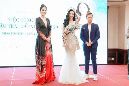 Ha Thu chinh thuc nhan trong trach tham gia dau truong nhan sac Miss Earth 2017 - Anh 14