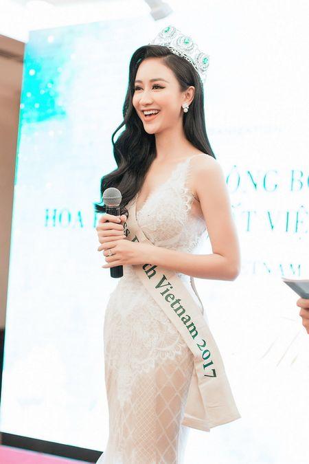 Ha Thu chinh thuc nhan trong trach tham gia dau truong nhan sac Miss Earth 2017 - Anh 16