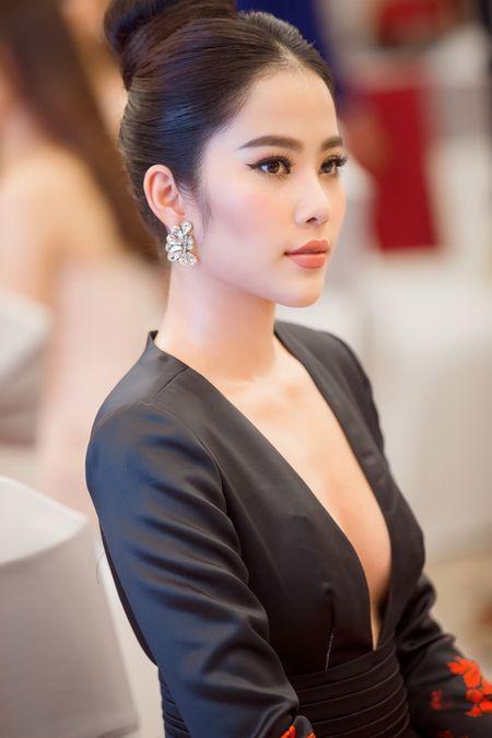 Ha Thu chinh thuc nhan trong trach tham gia dau truong nhan sac Miss Earth 2017 - Anh 8