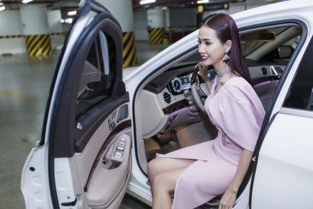 Phan Thi Mo tu lai xe tien ty di su kien - Anh 1