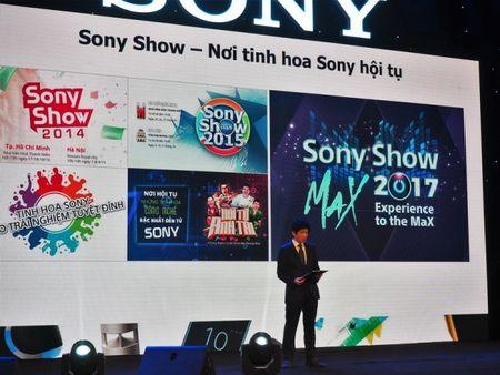 Nhung hinh anh dau tien tai Sony Show 2017 - Anh 2