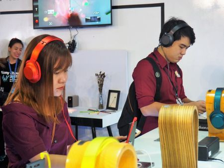 Nhung hinh anh dau tien tai Sony Show 2017 - Anh 7