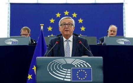 EU de cao doan ket thoi hau Brexit - Anh 1