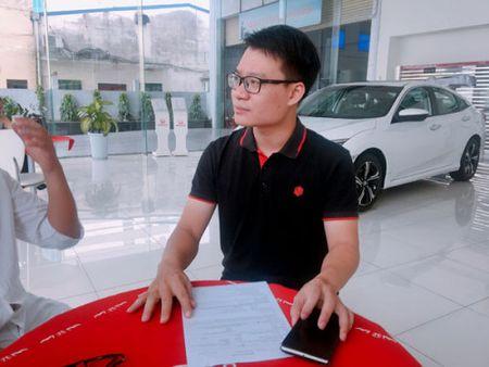 Vu 'map mo' gia xe Honda CRV: Phai ban xe, vay tien ngan hang nhung nhan qua dang - Anh 2