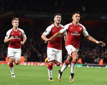 Sanchez lap sieu pham, Arsenal nguoc dong ha dep Cologne - Anh 5