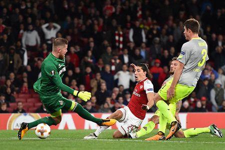 Sanchez lap sieu pham, Arsenal nguoc dong ha dep Cologne - Anh 6