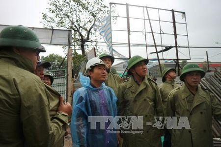 Kiem tra cong tac ung pho voi bao so 10 tai Ha Tinh - Anh 1