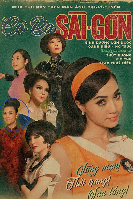 Kim Thu tai xuat, hoi ngo dan my nhan trong 'Co Ba Sai Gon' - Anh 1