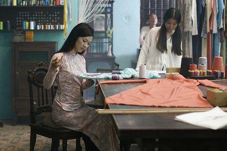 Kim Thu tai xuat, hoi ngo dan my nhan trong 'Co Ba Sai Gon' - Anh 8