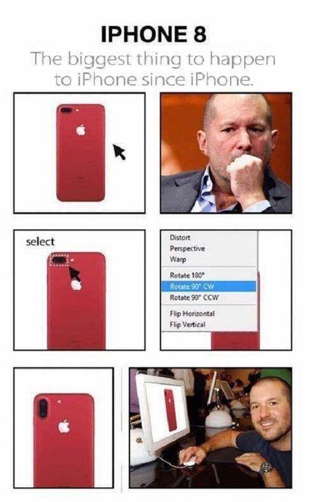 Loat anh che khien cac fan cua iPhone X phai chot da - Anh 11