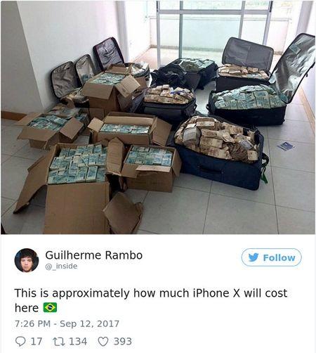 Loat anh che khien cac fan cua iPhone X phai chot da - Anh 2