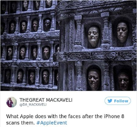 Loat anh che khien cac fan cua iPhone X phai chot da - Anh 5