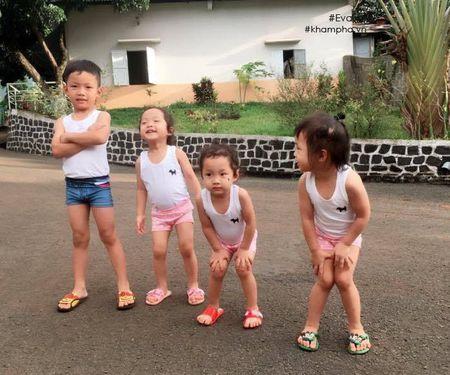 Me 9x Gia Lai 2 nam lam me cua 4 nhoc, sinh 3 trong tinh trang liet nua mat - Anh 1