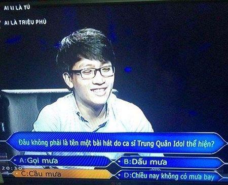 12 tinh huong 'khong the nhin cuoi' trong Ai la trieu phu - Anh 12